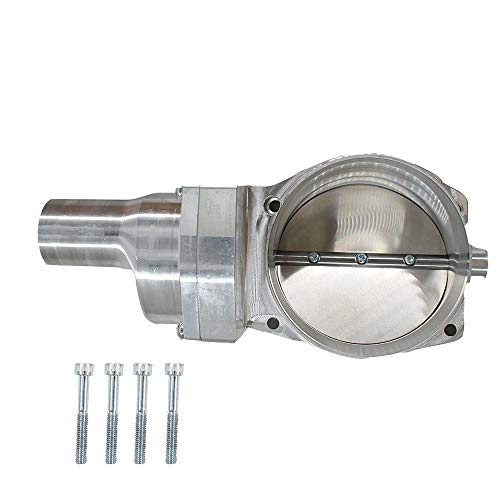 labwork-parts SD102MMELB 102MM Drive by Wire Electronic Throttle Body for LS2 LS3 LS6 LS9 ()