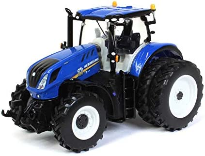 very nice in box New 1//64 New Holaand T7.315 tractor high detail by Spec Cast