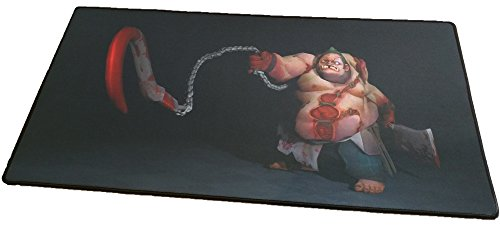 24x12 Inch HD Dota 2 Pudge Hooker Zombie Gaming Collection Office Mouse Pad Non Slip Rubber Mouse mat