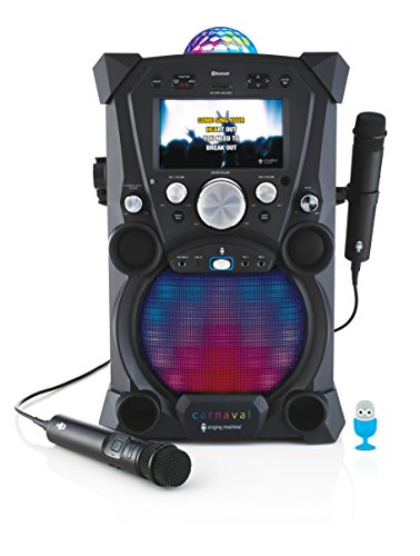 Singing Machine SDL9030DB Carnaval Karaoke System