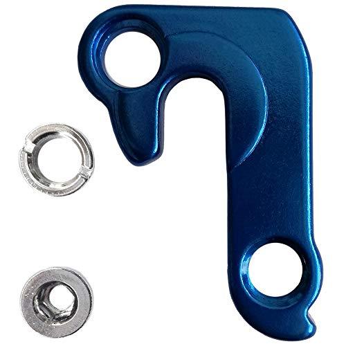 (Konenle Derailleur Hanger, Bicycle Bike Dropout Derailleur Hanger 131 for Giants Series with Bolts Blue)
