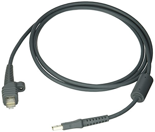 Intermec 236-240-001 USB 2.0 Cable for SR61T Barcode Scanner, 6.5'