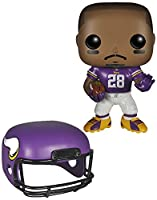 Funko POP NFL: Wave 1 - Adrian Peterson Action Figures
