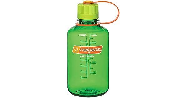 Amazon.com: Nalgene Tritan Botella de agua estrecha sin BPA ...