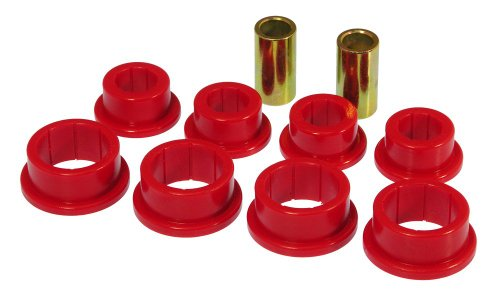 Prothane 7-1205 Red Rear Strut Rod Bushing Kit