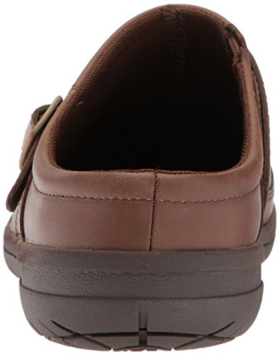 Merrell Womens Encore Kassie Fibbia Slide Clog Dark Earth