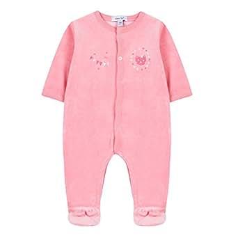 Absorba Boutique Boutique Pyjamas Rose, Pijama Bebé-Niñas, Rosa ...