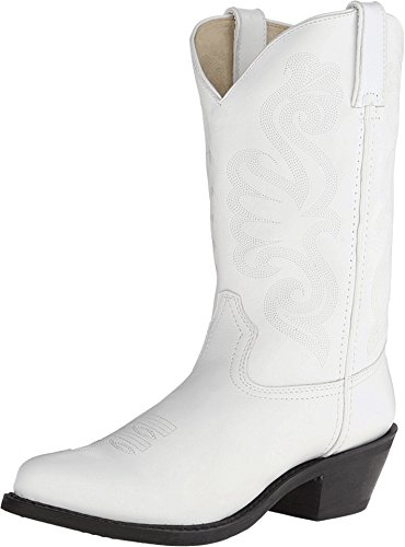 Durango Women's RD4111 Boot,Wild White,7.5 M US