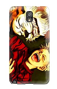 For Galaxy Protective Case, High Quality For Galaxy Note 3 Calvin And Hobbes Skin Case Cover 6576365K73923934