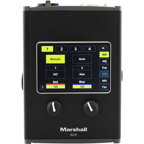 Marshall Electronics Touchscreen RCP Camera Control Unit
