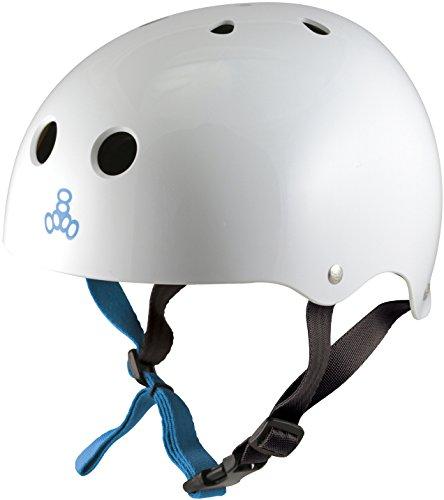 Triple Eight Sweatsaver Halo Water Helmet for Wakeboarding and Waterskiing (2018 Model)