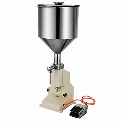 Forkwin Digital Liquid Filling Machine