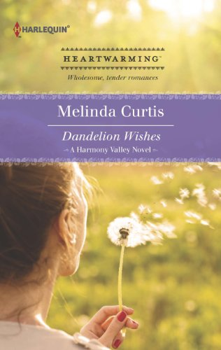 book cover of Dandelion Wishes