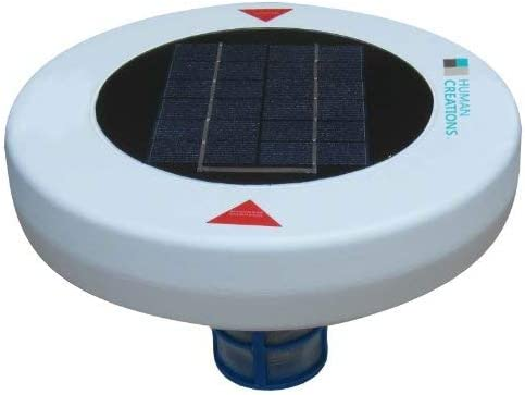 Humanos creaciones Solar piscina Purificador (2 años de garantía ...