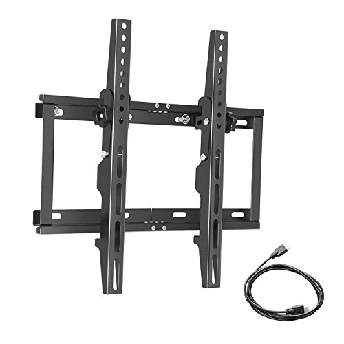 "Sunyear Portable 22'' 32'' 40'' 50"" Inch Tilting TV Rack Wal"