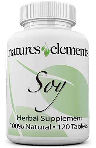 Soy Isoflavones - Advanced Menopause Support - 120 Tablets - 1 Month Supply