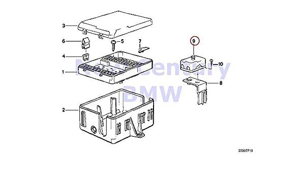 1987 Bmw 325e Fuse Box Diagram - Wiring Diagram Schema