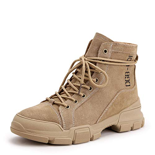 Gamuza Británicos Cortas Libre Do De Aire Martin Otoño Botas Zapatos Moda Invierno Yan Senderismo Antideslizantes Ocasionales Al tqzxCZ