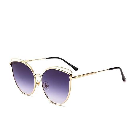 Yangjing-hl Gafas de Sol Modelo Viento Moda Gafas de Colores ...