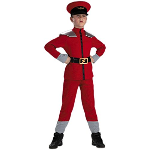 Street Fighter M. Bison Child's Costume (Size: Small 4-6) - Street Fighter M Bison Costume