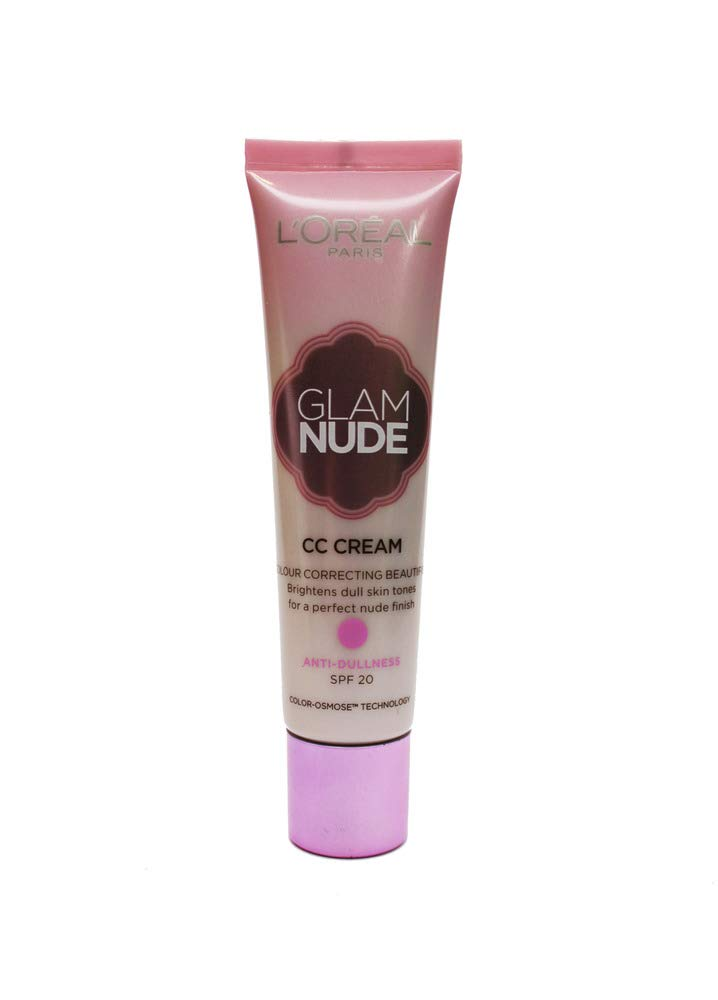 Nude Magique CC Cream by L'Oreal Paris Anti-Dullness SPF12 30ml L' Oreal 3600522319610