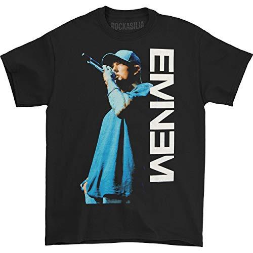Eminem Men's On The Mic T-Shirt