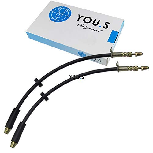 SclMotor/® Hydraulic Clutch Brake Hose Line Cable for Motorbike Pit Dirt Trail Bike ATV Motocross With the United States brake system DOT certification