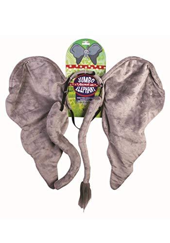 Jumbo Animal Kit - Elephant Costume -