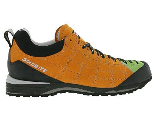 Dolomite , Scarpe da camminata ed escursionismo uomo Orange Orange/Lime Green
