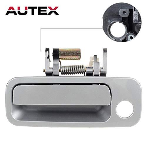 - AUTEX Silver Exterior Front Left Driver Side Door Handle Compatible with Toyota Camry 1997 1998 1999 2000 2001 Door Handle 79426, 6922033040, 69220-33040 6922033040C0