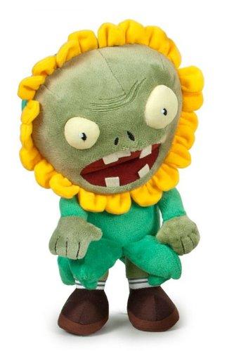 Zombie-Disfrazado-Girasol-25cm-Peluche-Original-Juego-Plantas-contra-Zombis-Plants-Vs-Zombies-Gran-Calidad