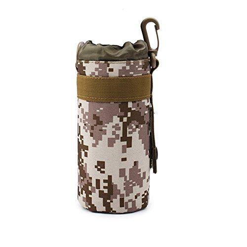 (Tekool Water Bottle Sleeve Bag Bottle Holder Tactical Water Bottle Pouch)