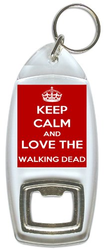 Pukka Printing Keep Calm and Love The Walking Dead - TWD ...