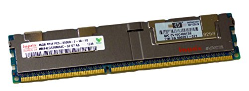 HP Compatible 16GB PC3-8500 DDR3-1066 4Rx4 1.5v ECC Registered RDIMM (HP PN# 500207-071)