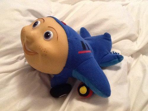 "Jay Jay the Jet Plane 8"" Plush Toy"