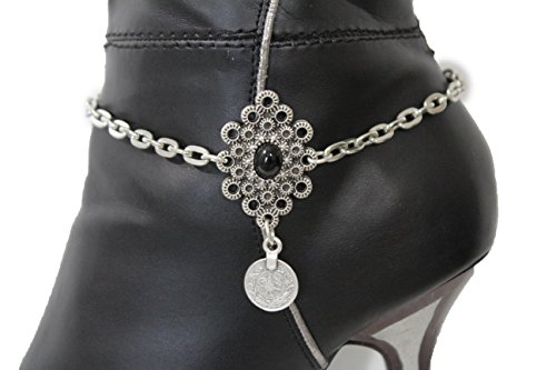 tfj-women-western-boot-chains-metal-bracelet-shoe-anklet-moroccan-ethnic-style-charm-antique-silver-