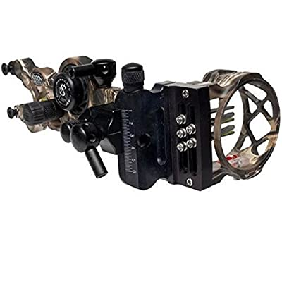 *M GLX 3PIN MICRO SIGHT AP REPEAT CAMO by AXION ARCHERY