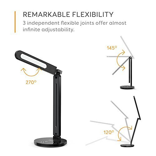 Galleon Eufy Lumos A4 Led Desk Lamp Dimmable Table Lamp