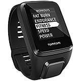 TomTom Spark 3 Cardio Music GPS Multisport Fitness Watch  (Black, Small)