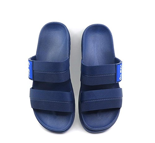 W&XY Sandals slippers indoor casual home summer bathroom non-slip soft soled platform shoes 43 QKPfs4hF