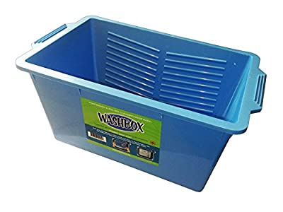 The Wash Box - Paint Brush & Roller Cleaning Made Easy!