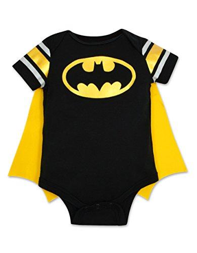Baby Boys Batman Bodysuit Cape product image