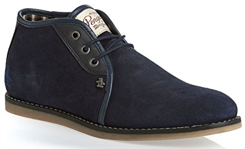 Original Penguin Legal Marina Hombres Suede Desert Botas Zapatos