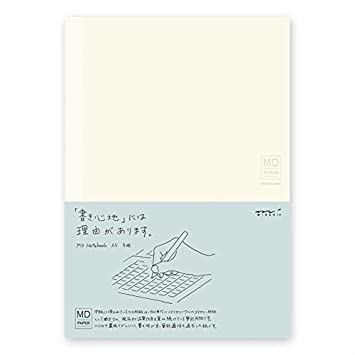 amazon midori md notebook a5 grid paper by midori 並行輸入品