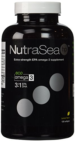 Ascenta Health – Nutrasea Hp Omega-3, 120 softgels Review