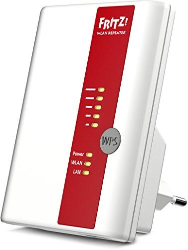AVM FRITZ!WLAN Repeater 450E (450 MBit/s, Gigabit LAN, WPA2)