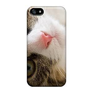 Premium Iphone 5/5s Case - Protective Skin - High Quality For Cat