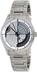 Bulova Frank Lloyd Wright Hoffman House Rug Men's watch #96A130
