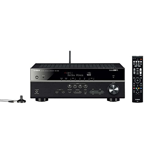 Yamaha TSR-5830 Audio Video Receiver RX-V583 Air Play Music