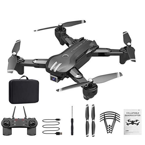 Foldable Drone with 4K Camera,Live Video Drone,RC Quadcopter for Adults,Long Range Remote Control Aerial UAV,Altitude…